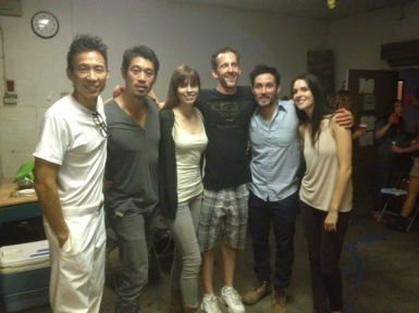 Chris Dinh, Tim Chiou, Walt Bost, Chris Riedell, Katie Savoy