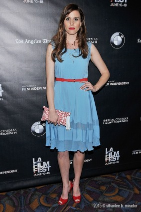 Los Angeles Film Fest/ Crush the Skull premiere. Styling by Leighland Hennessy